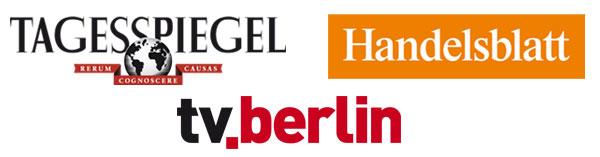 BB-Masters 2016 Exklusive Medienpartner Tagesspiegel Handelsblatt